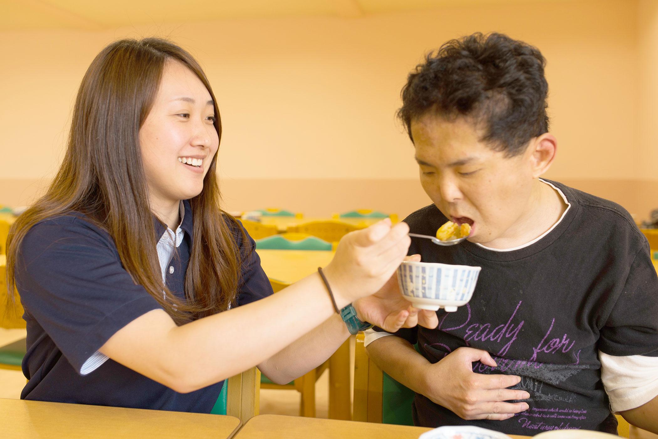 あまの園 サポート/生活介護事業 1