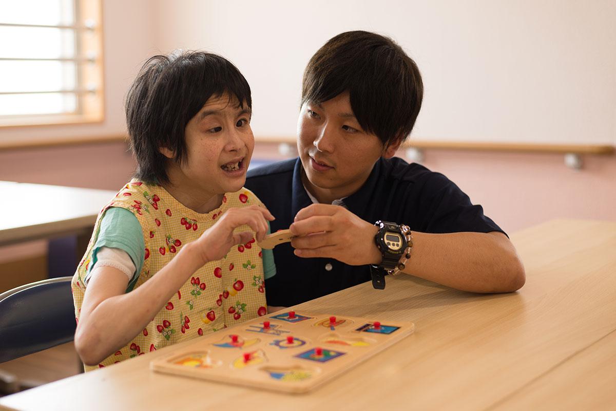 あまの園 サポート/生活介護事業 3